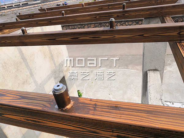 金属木纹漆使用寿命