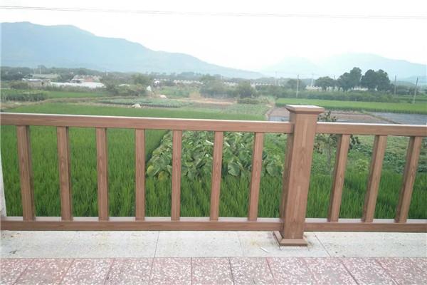 浙江温州水街烟头古村木纹漆施工现场